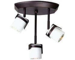 Baltik 3-Light Ceiling Mount