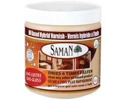 Semi-Gloss Oil-Based Hybrid Varnish 236 ml