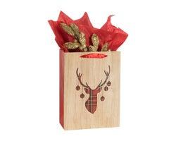 Sac cadeau de Noël Grand (L)