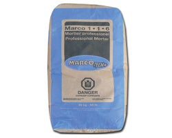 Professional Mortar Mix Type N 1.1.6, 30 kg