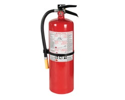Household Fire Extinguisher - Class ABC, 10 lb