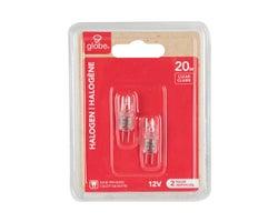 T3 Halogen Light Bulbs 20 W (2-pack)