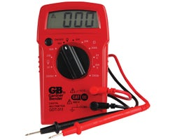 3-Function Multimeter