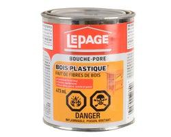 Bois plastique 473 ml