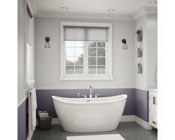 Delsia Freestanding Bathtub 66 in. x 36 in.