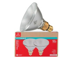PAR38 Halogen Reflector Light Bulbs 39 W , (2-Pack)