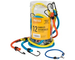 Bungee Cord Variety Pack (12-Pack)
