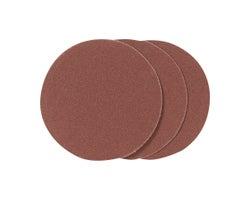 Sanding Discs 6 in. #120 (3-Pack)