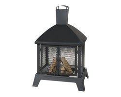 Laviolette Outdoor Fireplace