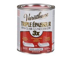 3X Water-Based Semi-Gloss Varnish 946 ml