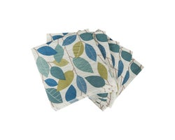 Serviettes de table Feuilles (Paquet de 20)