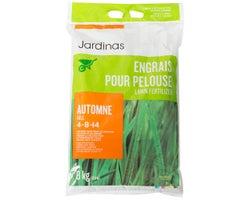 Engrais d'automne pour pelouse 4-8-14, 8 kg