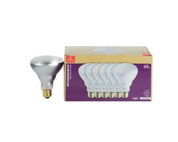BR30 Incandescent Reflector Light Bulb 65 W (6-Pack)
