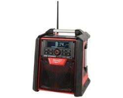 Radio/chargeur de chantier 18 V