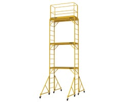 Jobsite Scafold Tower , (Baker Series) 18 ft.