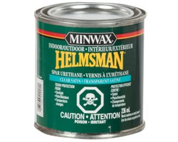 Helmsman Urethane Satin Varnish - 236 ml