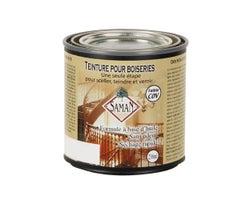 Dark Walnut Stain & Varnish 236 ml