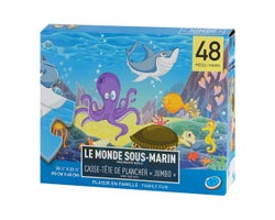 Underwater World Children's Puzzle (48 pieces)