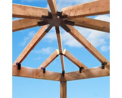 Gazebo Roof Bracket Kit