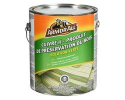 Préservatif pour bois Cuivre II 3,5 L