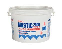 Colle à céramique Pro Mastic 2000 4 L