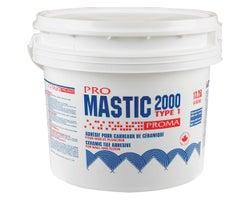 Colle à céramique Pro Mastic 2000 13,25 L