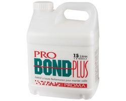 Additif au latex Pro Bond Plus pour ciment-colle 7,5 L