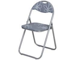 EuroDesign Cushioned Folding Chair