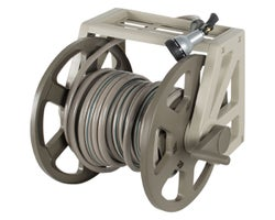 Wall-Mounted Hose Reel