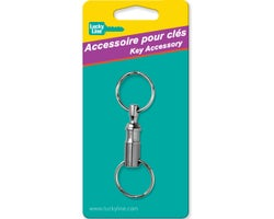 Separable Keychain