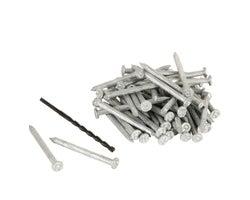 Gripcon Concrete Nails - , 2 in. , (Box of 100)