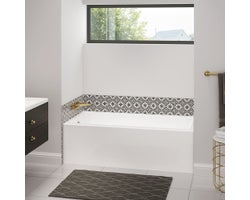Bosca IFS Bathtub 60 in. x 30 in. (Left)