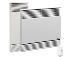 OCEH White Convector with Wall Thermostat 1500 W