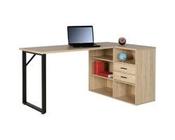 L-Shaped Work Desk