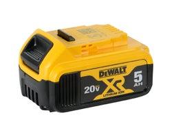 Batterie 20 V Max XR lithium-ion Dewalt (5,0 Ah)