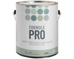 Formule Pro Latex Primer-Sealer & Undercoat 3.78 L