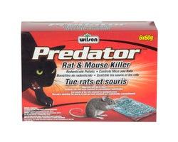Rat & Mouse Rodenticide Pellets - 360 g