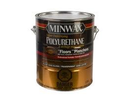 Vernis au polyuréthane pour plancher semi-lustré 3,78 L