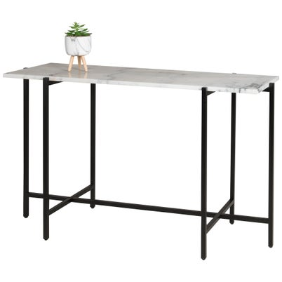 Table console Marbre