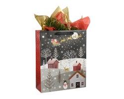 Sac cadeau de Noël Moyen(M)