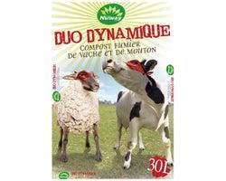 Cow & Sheep Manure - 30 L