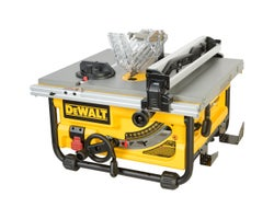 Compact WorksiteTable Saw 10 in.