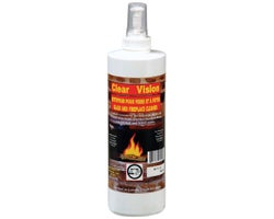 Glass and Fireplace Cleaner 500 ml