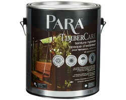 Timbercare Exterior Solid Wood Stain Hybrid Oxford Brown 3.78 L