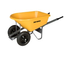 True Temper Wheelbarrow 6 ft³