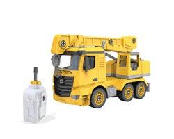Crane Truck Model Kit