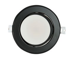 SlimLED AdjustableRecessed Light 4 in. x 1/2 in.