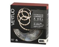 Cordon lumineux flexible 12 pi Blanc chaud