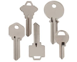 Regular Keys