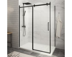 Seram Corner Shower 60 in. x 32 in.